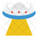Space Background Astronomy Icon