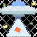 Ufo Alien Ship Icon