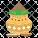 Ugadi Pot Kalasha Icon