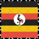 Uganda National Country Icon