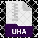 Uha File Icon