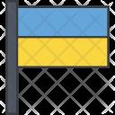 Ukraine Ukrainian European Icon