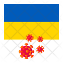 Flag Country Corona Icon