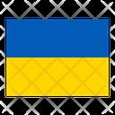 Ukraine Flag Flags Icon