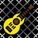 Ukulele Guitar Music Icon
