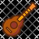 Ukulele Guitar Instrument Icon