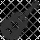 Ukulele Guitar Musician Icon