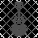 Ukulele Music Guitar Icon