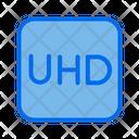 Ulta Hd Defice Optional Icon