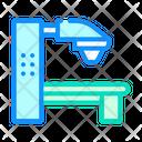 Radiation Therapy Machine Icon