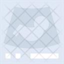 Ultrasonography Icon