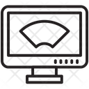 Laboratory Machine Digital Icon