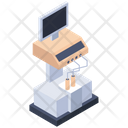 Ultrasound Machine Icon