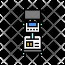 Ultrasound Machine Ultrasound Scanner Icon