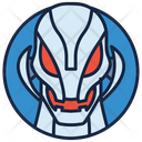 Ultron Avenger Blaster Icon