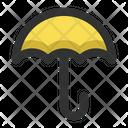 Umbrella Spring Weather Icon