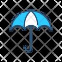 Umbrella Rain Protection Protection Icon