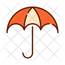 Umbrella Parasol Thanksgiving Icon