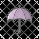 Umbrella Protection Rain Protection Icon