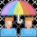 Lgbt Insurance Icon
