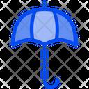 Umbrellla Rain Protection Icon