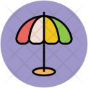 Umbrella Parasol Sunshade Icon