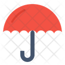 Rain Umbrella Weather Icon