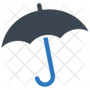 Rain Umbrella Keep Dry Icon