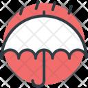 Umbrella Sunshade Parasol Icon
