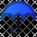 Umbrella Summer Vacation Icon