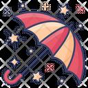 Umbrella Rain Protection Brolly Icon