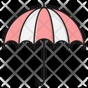 Umbrella Summer Rain Icon