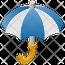 Logistics Delivery Umbrella Icon