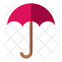 Umbrella Rain Cloud Icon
