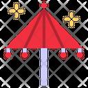 Umbrella Cultures Asia Icon