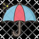 Umbrella Rain Umbrella Rain Protection Icon