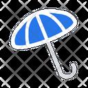 Umbrella Decoration Nature Icon