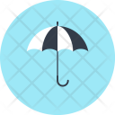 Umbrella Cash Rain Icon