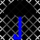 Umbrella Weather Wet Icon Icon