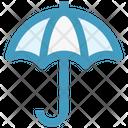 Umbrella Rain Forecast Icon