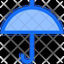 Business Finance Umbrella Icon
