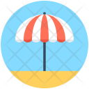 Umbrella Parasol Beach Icon