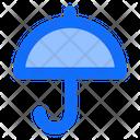 Umbrella Streamline Weather Icon