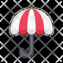 Umbrella Rain Protection Icon