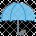 Umbrella Rain Raining Icon