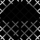 Umbrella Protection Cover Icon
