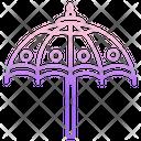 Umbrella Protection Rain Icon