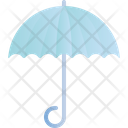 Spring Season Umbrella Icon