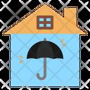 Umbrella Superstition In House Belief Badluck Icon