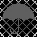 Umbrella Wet Icon